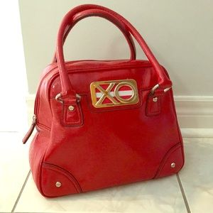 XOXO Red Purse